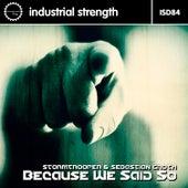 Because We Said So by Sebastian Groth