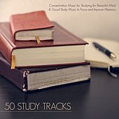 50 Study Tracks - Concentration Music for Studying for Beautiful Mind & Good Study Music to Focus and Improve Memory by Concentration Music Ensemble