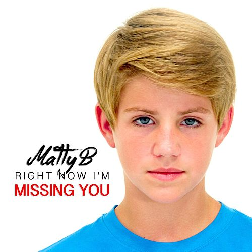 Right Now I'm Missing You (feat. Brooke Adee) by Matty B