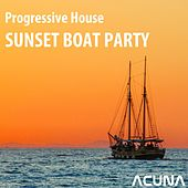 Progressive House Sunset Boat Party by Various Artists
