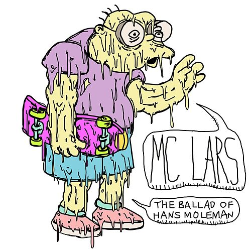 The Ballad of Hans Moleman by MC Lars