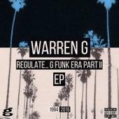 Regulate... G Funk Era Part II The EP by Warren G