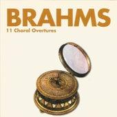 Brahms - 11 Choral Overtures by Slowakische Philharmonie