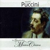 Giacomo Puccini, Los Grandes de la Música Clásica by Giuseppe Di Stefano