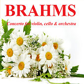 Brahms - Concerto for violin, cello & orchestra by Janos Starker