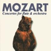 Mozart - Concertos for flute & orchestra by Salzburg Mozart Soloists