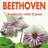 Beethoven - Sonatas for Violin & Piano by Carlos Moerdijk