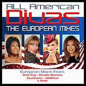 Rick Gianatos Presents the All American Divas: The European Mixes by Various Artists