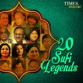 20 Sufi Legends von Various Artists