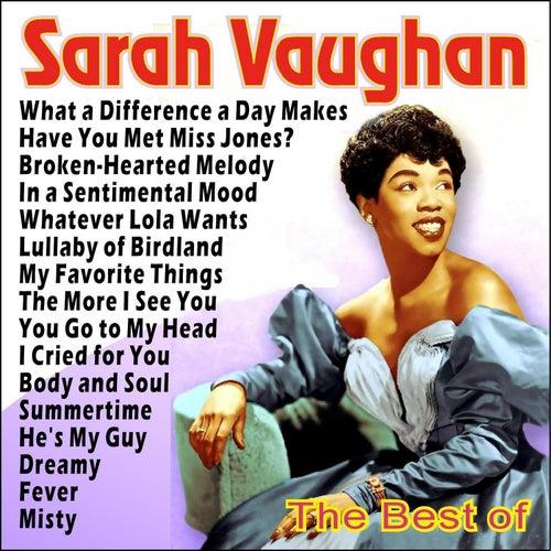 Sarah Vaughan - The Best Of by Sarah Vaughan