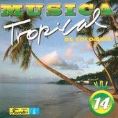 Música Tropical de Colombia, Vol. 14 by Various Artists