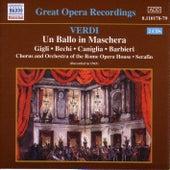 Un Ballo in Marchera by Giuseppe Verdi