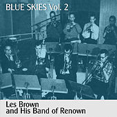 Blue Skies, Vol. 2 by Les Brown