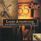 El Gran Jazz, Vol. 1 by Louis Armstrong