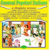 Canzoni popolari italiane, Vol. 2