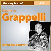 The Very Best of Grappelli & Django (Anthology, Vol. 1) by Stéphane Grappelli