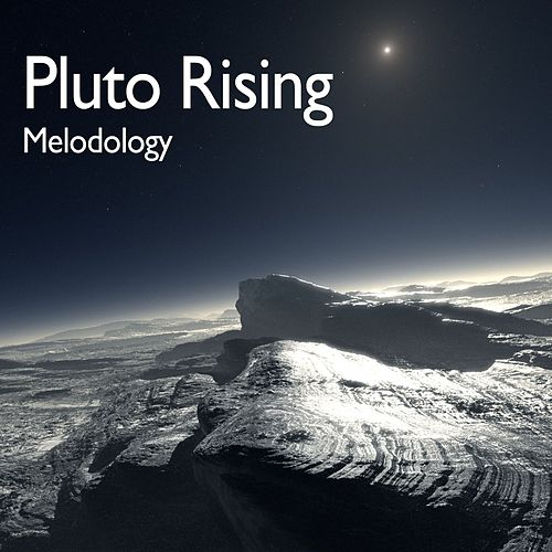 Pluto Rising by David  Wright