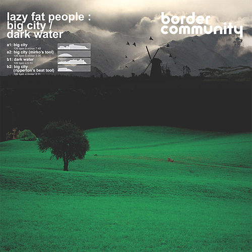 Big City by Lazy Fat People