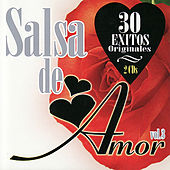 Salsa de Amor Vol. 3 by Various Artists