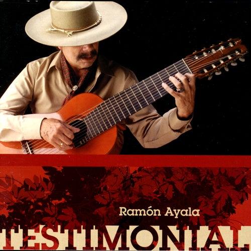 Testimonial by Ramón Ayala