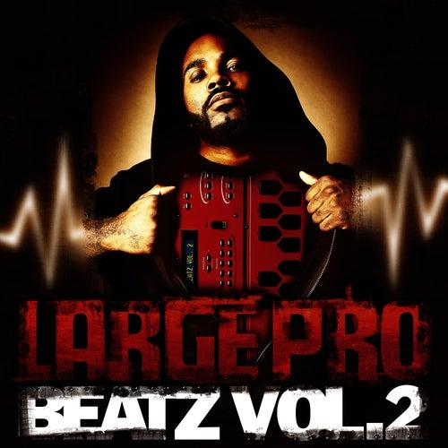 BEATZ Volume 2 by Large Professor