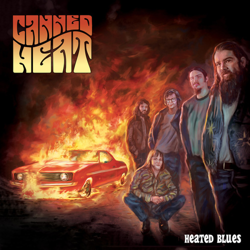 Greatest Hits by Canned Heat