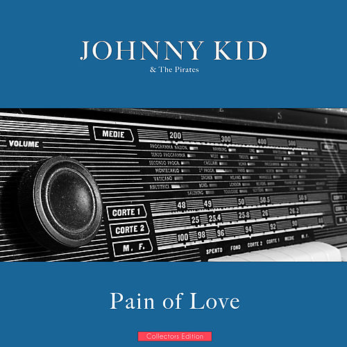 Pain of Love von Johnny Kidd
