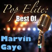 Pop Elite: Best Of Marvin Gaye (Live) by Marvin Gaye