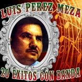 20 Exitos Con Banda by Luis Perez Meza