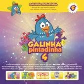 Galinha Pintadinha, Vol. 4 by Galinha Pintadinha