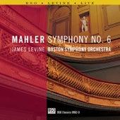 Mahler: Symphony No. 6 by Boston Symphony Orchestra