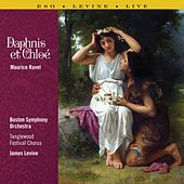 Ravel: Daphnis Et Chloé by James Levine