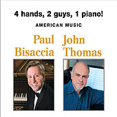 4 Hands, 2 Guys, 1 Piano! American Music by Various Artists