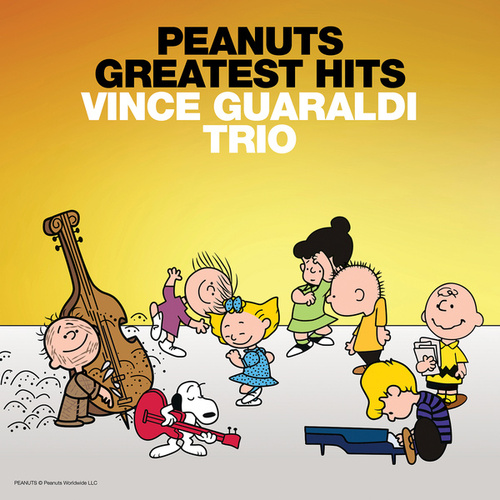 Peanuts Greatest Hits by Vince Guaraldi