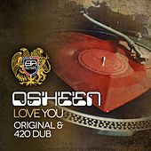 Love You by DJ Osheen