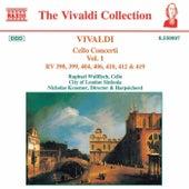 Cello Concerti RV 398, 399, 404, 406, 410, 412 & 419 by Antonio Vivaldi