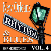 New Orleans Rhythm & Blues - Hep Me Records Vol. 4 by Various Artists