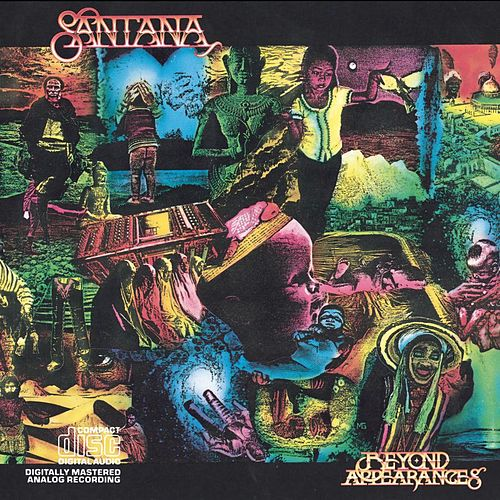 Beyond Appearances by Santana