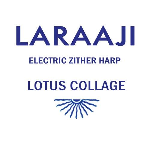 Lotus Collage by Laraaji