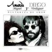 Historias De Amor (Remasterizado) by Amanda Miguel
