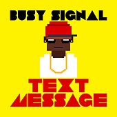 Text Message - single by Busy Signal