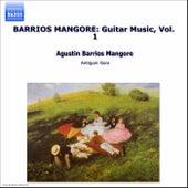 Guitar Music Vol. 1 by Augustin Barrios