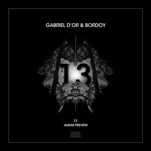 13 Album Preview by Gabriel D'Or