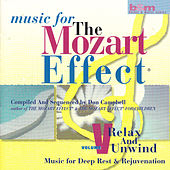 Music For The Mozart Effect Vol V by Wolfgang Amadeus Mozart