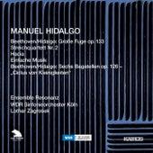 Manuel Hidalgo: String Quartets Nos. 1, 2 & Einfache Musik - Beethoven: Große Fuge in B-Flat Major & 6 Bagatelles by Various Artists