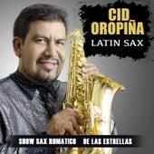 Latin Sax by Cid Oropiña