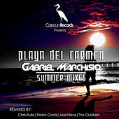 Playa del Carmen (Summer Mixes) by Gabriel Marchisio