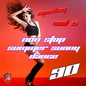 Medley Non Stop Summer Summer Dance 90 Megamix: Can We Get Enough / Only with You / What Is Love / More and More / Packet of Peace / Runnin' / Take a Free Fall / Power of American Natives / Summer Summer / Summer Summer / All I Want (vol 5) by Disco Fever