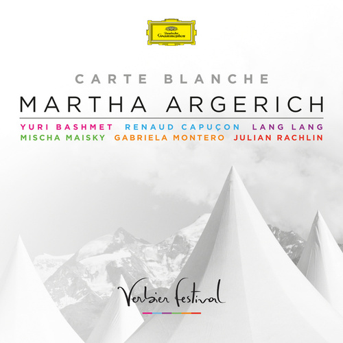 Carte Blanche by Martha Argerich