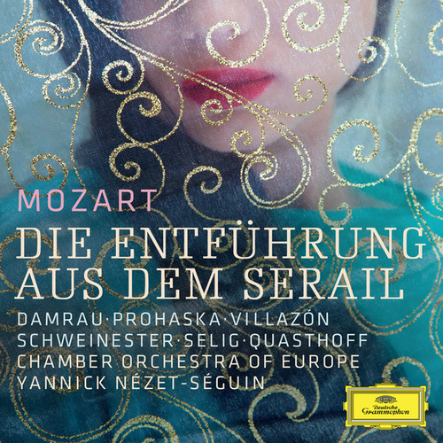 Mozart: Die Entführung aus dem Serail by Chamber Orchestra of Europe
